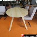 Tafel Iron Wood Small Naturel